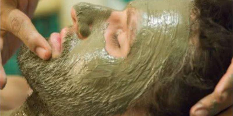La mascarilla de arcilla verde limpia la piel en profundidad barata baratas precio precios comprar online
